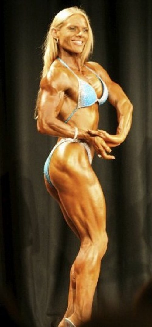 Jodie Howard : Competitors