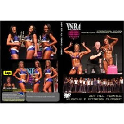 2011 INBA All Female Muscle and Fitness Classic