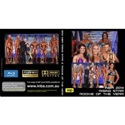 2014 INBA Rising Star and Rookie of the Year - BLURAY