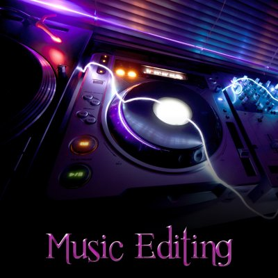Music Selection and Editing
