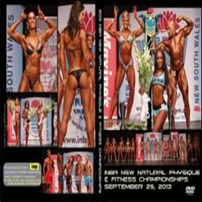 2013 INBA NSW Natural Physique and Fitness Championships