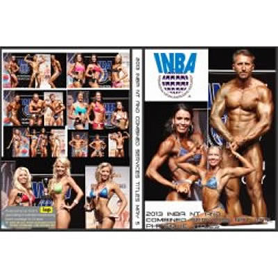 2013 INBA NT and Combines Services Natural Physique Titles