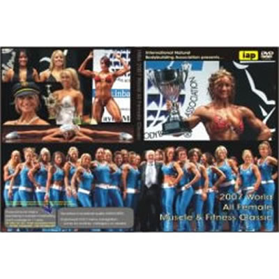 2007 INBA All Female Muscle and Fitness Classic