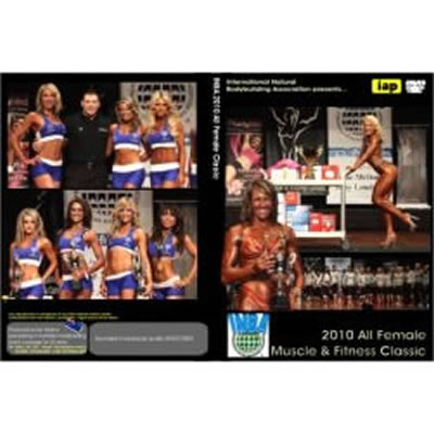 2010 INBA All Female Muscle and Fitness Classic
