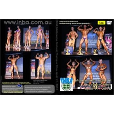2010 INBA Melbourne Natural Physique Championships