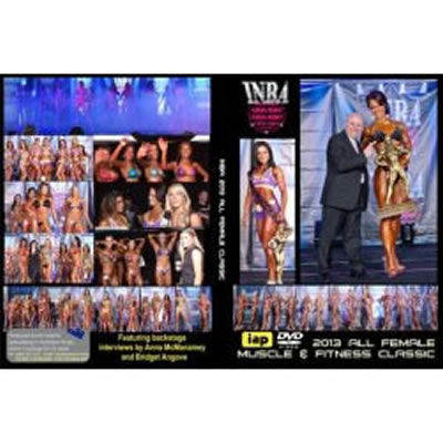2013 INBA All Female Muscle and Fitness Classic