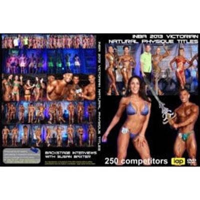 2013 INBA Victorian Natural Physique Titles