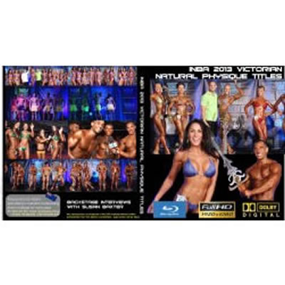 2013 INBA Victorian Natural Physique Titles - BLURAY