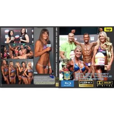 2013 INBA Sydney Natural Physique Championships - BLURAY