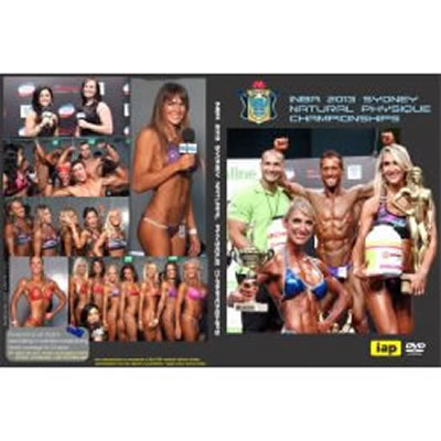 2013 INBA Sydney Natural Physique Championships