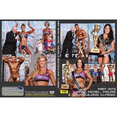 2013 INBA Bikini, Model, Figure and Bodybuilding Classic