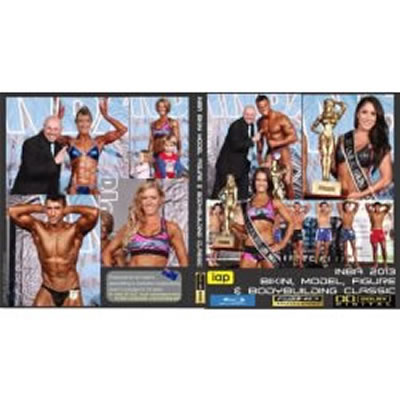 2013 INBA Bikini, Model, Figure and Bodybuilding Classic - BLURAY