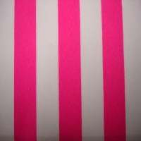 Pink and White Stripe